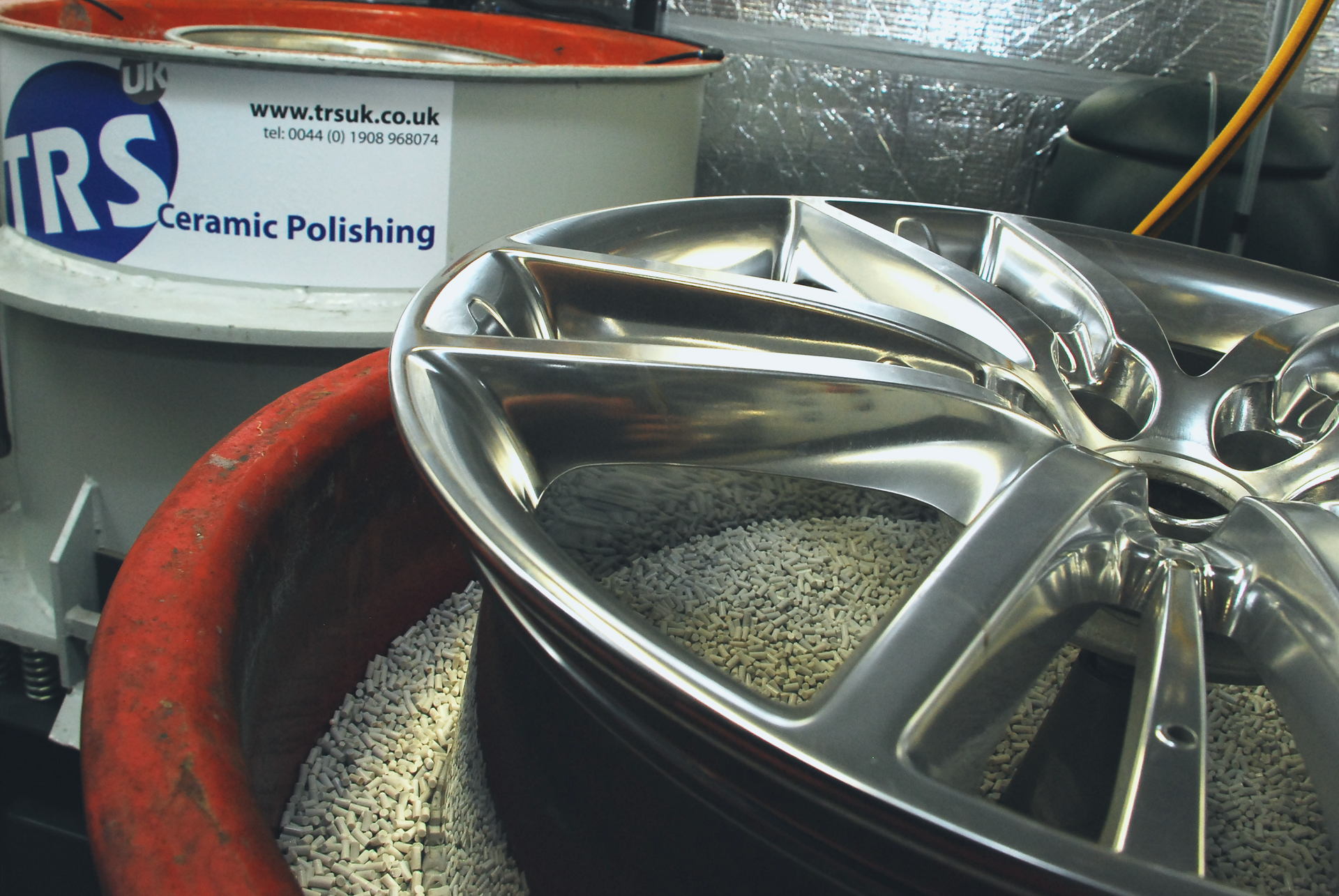 Ceramic Polishing