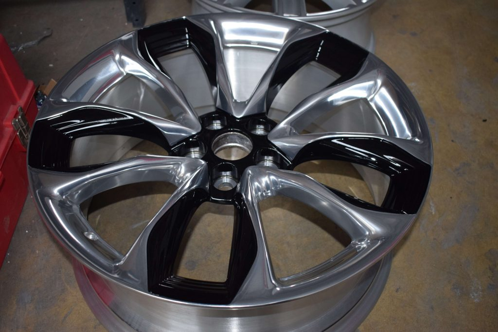 Range Rover Wheel