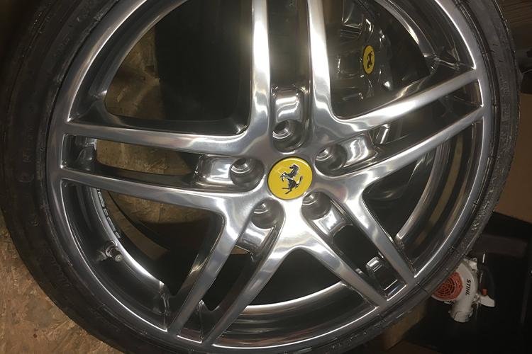 ferarri wheel