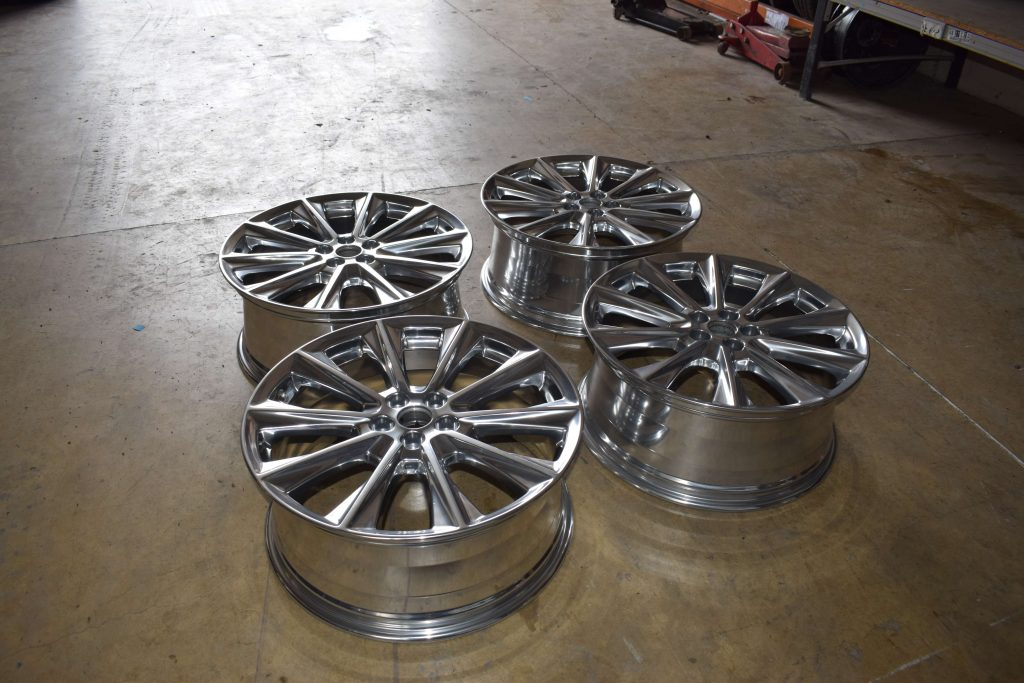 Ford Wheels