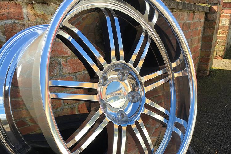Pagani Wheel