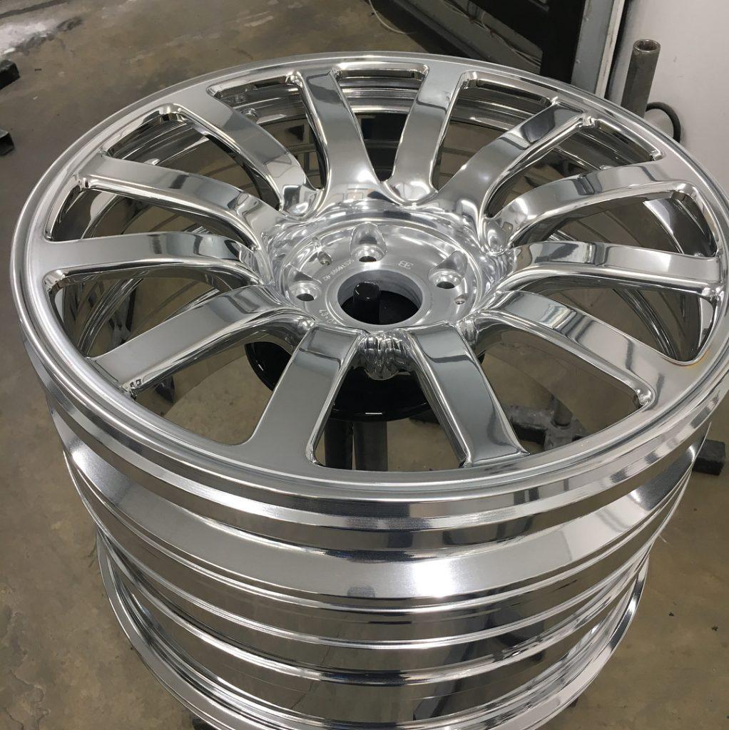 Veyron Wheel